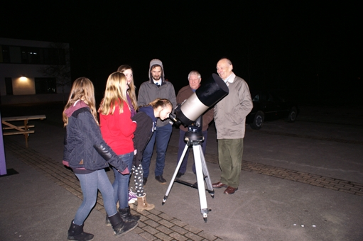 Crawley Astronomical Society at Oriel High School